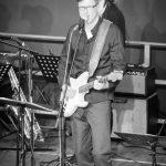 Gitarrist Ralph beim Bandabend